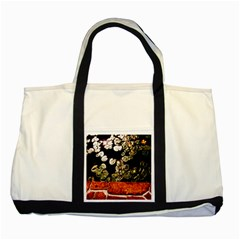 Highland Park 4 Two Tone Tote Bag