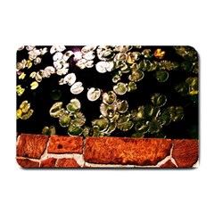 Highland Park 4 Small Doormat  by bestdesignintheworld