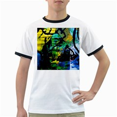 Rumba On A Chad Lake 10 Ringer T Shirts