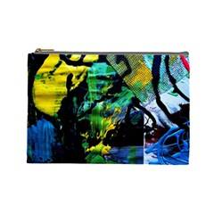 Rumba On A Chad Lake 10 Cosmetic Bag (large)