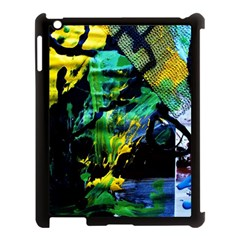 Rumba On A Chad Lake 10 Apple Ipad 3/4 Case (black)