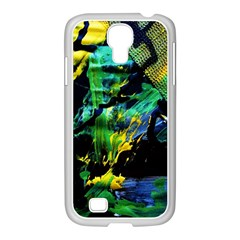 Rumba On A Chad Lake 10 Samsung Galaxy S4 I9500/ I9505 Case (white)