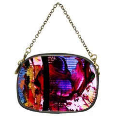 Absurd Theater In And Out 4 Chain Purses (two Sides)