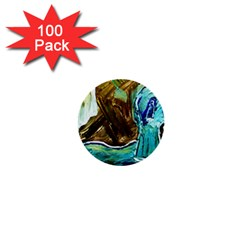 Horsey Toy 1  Mini Buttons (100 Pack)  by bestdesignintheworld