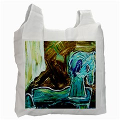 Horsey Toy Recycle Bag (two Side)