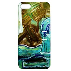 Horsey Toy Apple Iphone 5 Hardshell Case With Stand