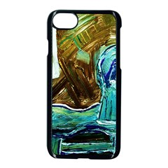 Horsey Toy Apple Iphone 7 Seamless Case (black)