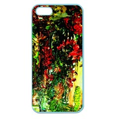Resort Apple Seamless Iphone 5 Case (color)