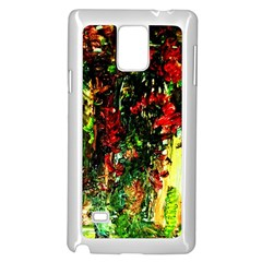 Resort Samsung Galaxy Note 4 Case (white) by bestdesignintheworld