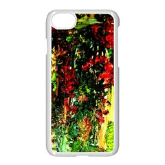 Resort Apple Iphone 7 Seamless Case (white) by bestdesignintheworld
