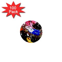 Smashed Butterfly 5 1  Mini Magnets (100 Pack)
