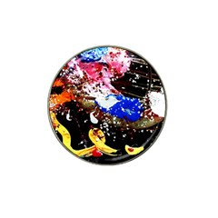 Smashed Butterfly 5 Hat Clip Ball Marker