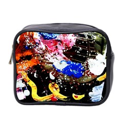 Smashed Butterfly 5 Mini Toiletries Bag 2 Side