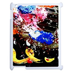Smashed Butterfly 5 Apple Ipad 2 Case (white)