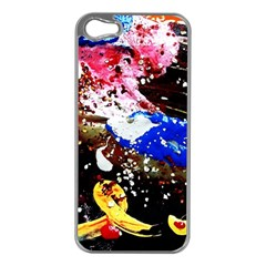 Smashed Butterfly 5 Apple Iphone 5 Case (silver)