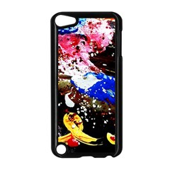Smashed Butterfly 5 Apple Ipod Touch 5 Case (black)