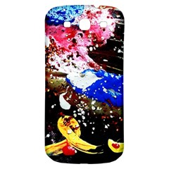 Smashed Butterfly 5 Samsung Galaxy S3 S Iii Classic Hardshell Back Case