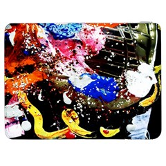 Smashed Butterfly 5 Samsung Galaxy Tab 7  P1000 Flip Case