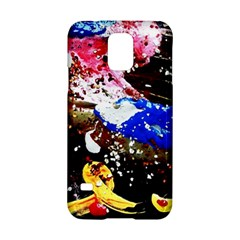 Smashed Butterfly 5 Samsung Galaxy S5 Hardshell Case  by bestdesignintheworld