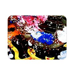 Smashed Butterfly 5 Double Sided Flano Blanket (mini)