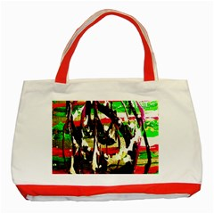 Easter1/1 Classic Tote Bag (red)