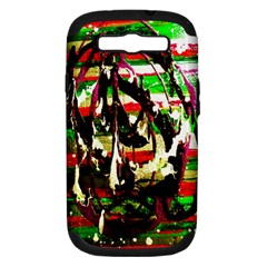 Easter1/1 Samsung Galaxy S Iii Hardshell Case (pc+silicone)
