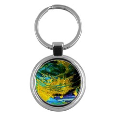 One Minute Egg 4 Key Chains (round)