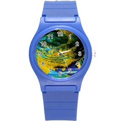 One Minute Egg 4 Round Plastic Sport Watch (s)