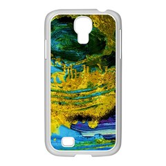 One Minute Egg 4 Samsung Galaxy S4 I9500/ I9505 Case (white)