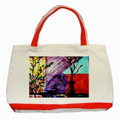 House Will Be Built 10 Classic Tote Bag (red)