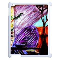 House Will Be Built 10 Apple Ipad 2 Case (white)