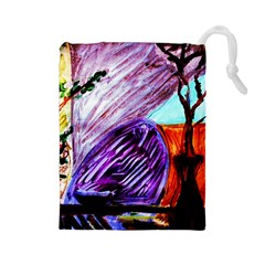 House Will Be Built 10 Drawstring Pouches (large)