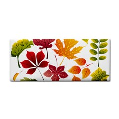 Beautiful Autumn Leaves Vector Cosmetic Storage Cases