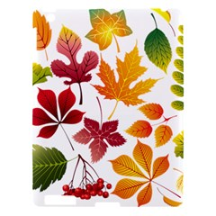 Beautiful Autumn Leaves Vector Apple Ipad 3/4 Hardshell Case by Nexatart