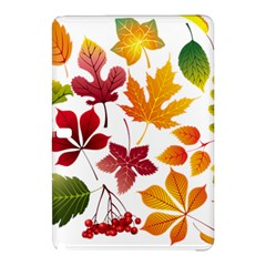 Beautiful Autumn Leaves Vector Samsung Galaxy Tab Pro 12 2 Hardshell Case