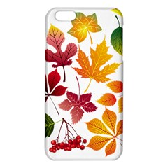 Beautiful Autumn Leaves Vector Iphone 6 Plus/6s Plus Tpu Case