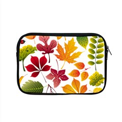 Beautiful Autumn Leaves Vector Apple Macbook Pro 15  Zipper Case