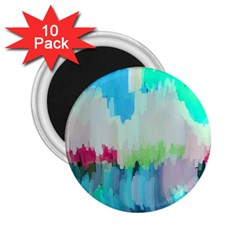 Abstract Background 2 25  Magnets (10 Pack)