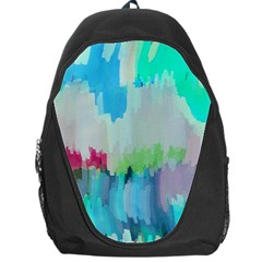 Abstract Background Backpack Bag