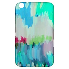 Abstract Background Samsung Galaxy Tab 3 (8 ) T3100 Hardshell Case