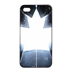 Portrait Panther Apple Iphone 4/4s Seamless Case (black)