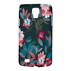 Floral Pattern Galaxy S4 Active by goodart