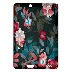 Floral Pattern Amazon Kindle Fire Hd (2013) Hardshell Case