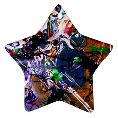 Jealousy   Battle Of Insects 6 Ornament (star)