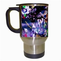 Jealousy   Battle Of Insects 6 Travel Mugs (white) by bestdesignintheworld