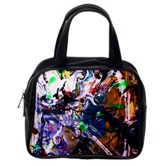 Jealousy   Battle Of Insects 6 Classic Handbags (one Side)