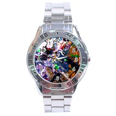 Jealousy   Battle Of Insects 6 Stainless Steel Analogue Watch