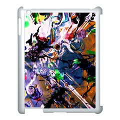 Jealousy   Battle Of Insects 6 Apple Ipad 3/4 Case (white)