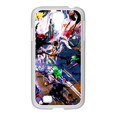 Jealousy   Battle Of Insects 6 Samsung Galaxy S4 I9500/ I9505 Case (white)