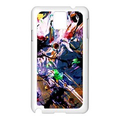 Jealousy   Battle Of Insects 6 Samsung Galaxy Note 3 N9005 Case (white)